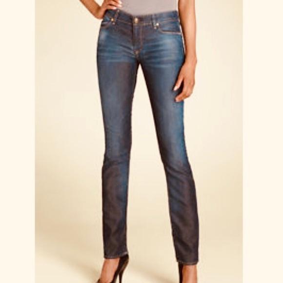 Rich & Skinny Denim - Rich & Skinny Size 29 Sleek Straight Jeans